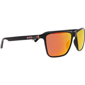 Red Bull SPECT Blade Sunglasses Men, shiny black/brown-red mirror